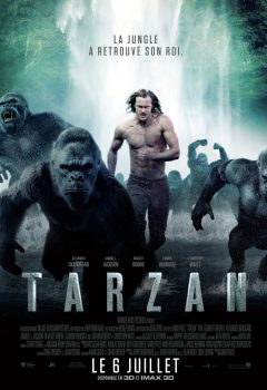 Tarzan - Affiche 2016