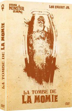 La Tombe de la Momie - Jaquette DVD 3D
