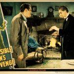 La Vengeance de l'Homme invisible - Photo d'exploitation