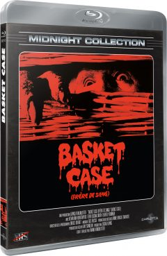 Basket Case (Frère de sang) - Midnight Collection - Packshot Blu-ray