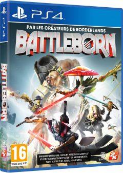 Battleborn - Packshot PS4
