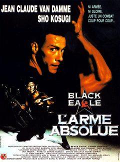 Black Eagle (Van Damme) - Affiche