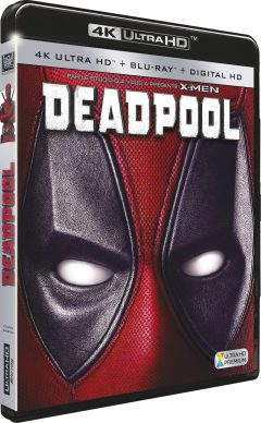 Deadpool - Packshot Blu-ray 4K Ultra HD