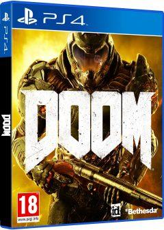 Doom 2016 - Packshot PS4