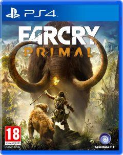 Far Cry Primal - Packshot PS4