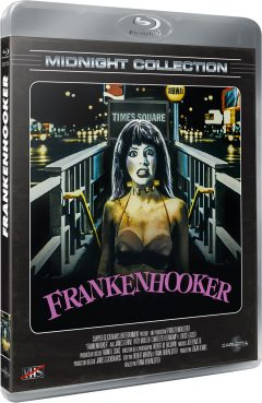 Frankenhooker - Midnight Collection - Packshot Blu-ray