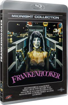 Frankenhooker - Midnight Collection - Packshot Blu-ray