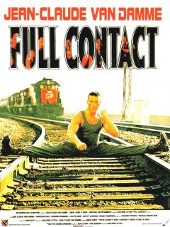 Full Contact (Van Damme) - Affiche