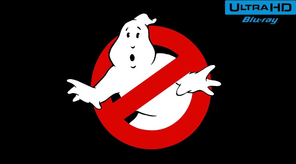 S.O.S. Fantômes (Ghostbusters, 1984) - Blu-ray 4K UHD