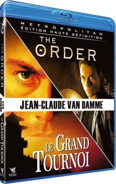 Le Grand Tournoi / The Order (Van Damme) - Packshot Blu-ray