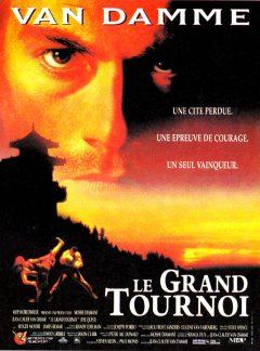Le Grand Tournoi (Van Damme) - Affiche