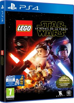 LEGO Star Wars : Le Réveil de la Force - Packshot PS4