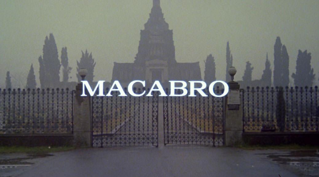 Macabro - Image une test brd