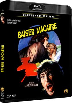 Macabro - Jaquette Blu-ray 3D