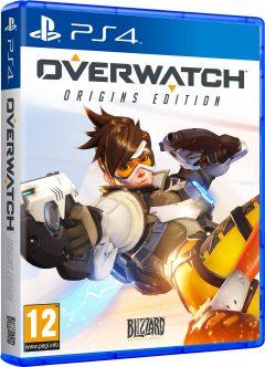 Overwatch - Packshot PS4