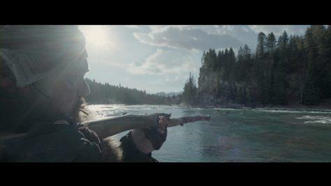 The Revenant de Alejandro González Iñárritu - Capture Blu-ray