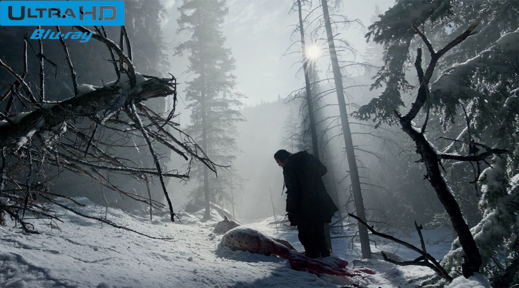 The Revenant de Alejandro González Iñárritu - Blu-ray 4K Ultra HD