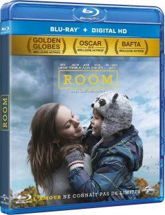 Room (Film 2015) - Packshot Blu-ray