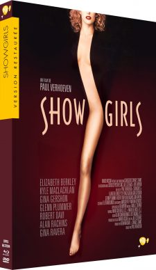 Showgirls - Édition Pathé 2016 (Master 4K) - Packshot Blu-ray