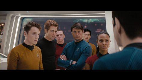 Star Trek (2009) de J.J. Abrams - Capture Blu-ray