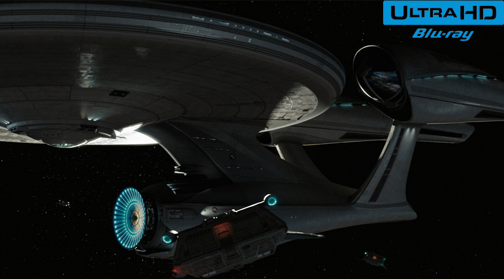 Star Trek (2009) de J.J. Abrams - Blu-ray 4K Ultra HD