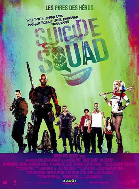 Suicide Squad - Affiche France