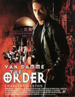 The Order (Van Damme) - Affiche