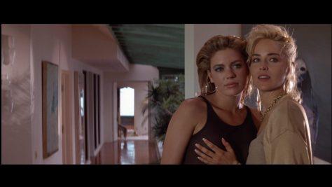 Basic Instinct (1992) de Paul Verhoeven - Édition 2008 - Capture Blu-ray
