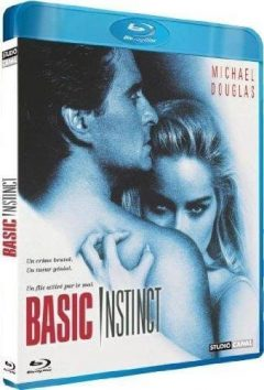 Basic Instinct (1992) de Paul Verhoeven - Édition 2008 - Packshot Blu-ray