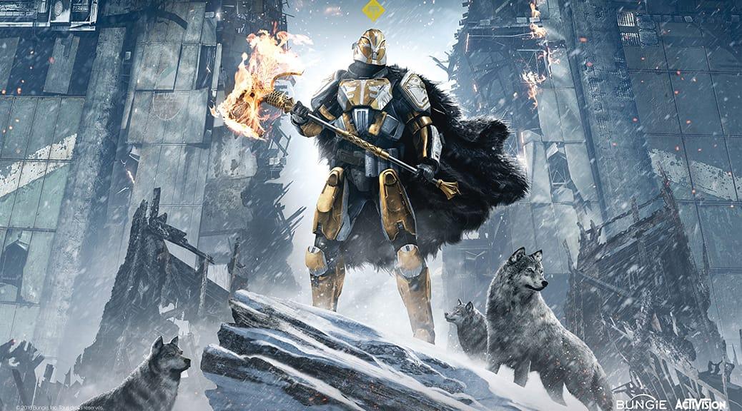 Destiny: Les Seigneurs de fer