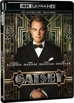 Gatsby le magnifique (2013) de Baz Luhrmann - Packshot Blu-ray 4K Ultra HD