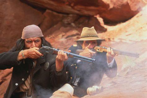 Geronimo - Photo d'exploitation