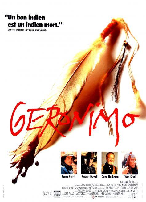 Geronimo - Affiche FR