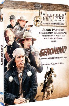 Geronimo - Jaquette BRD 2D