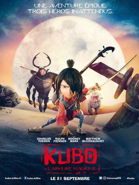 Kubo - Affiche