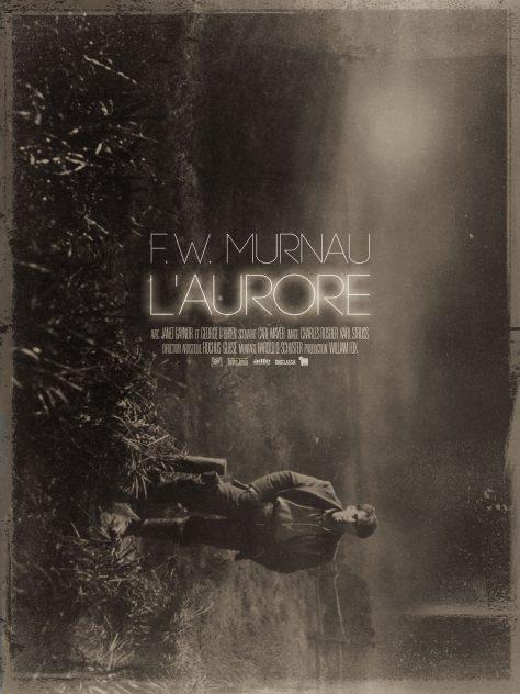 L'Aurore - Affiche reprise 2016