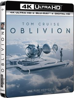 Oblivion - Packshot Blu-ray 4K Ultra HD