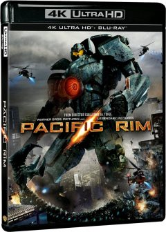 Pacific Rim - Packshot Blu-ray 4K Ultra HD