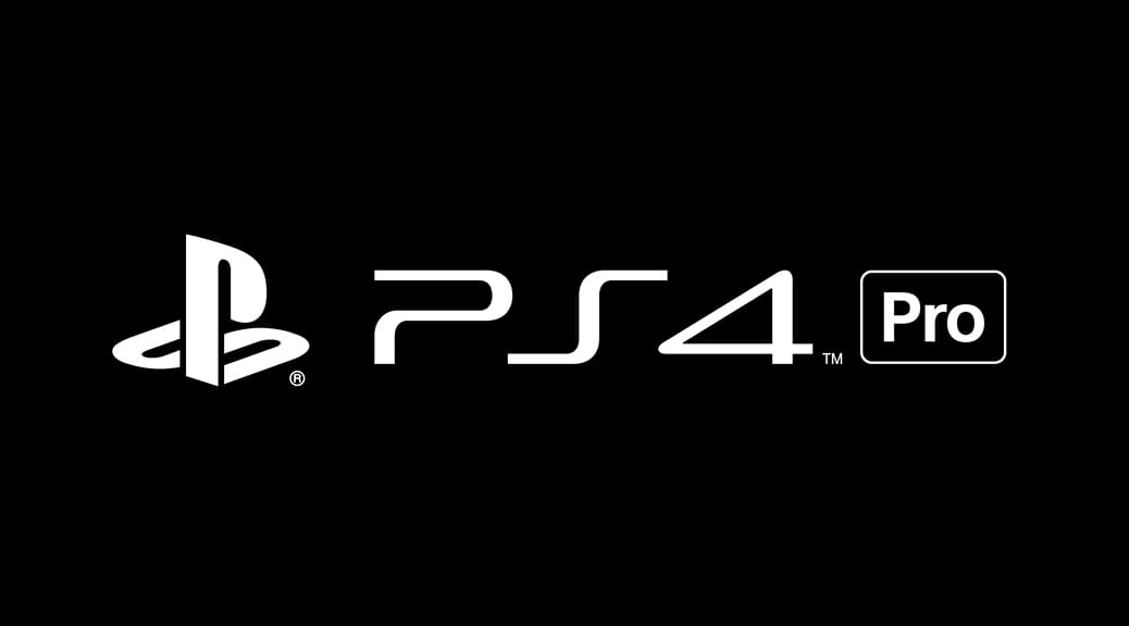 PlayStation 4 Pro (Logo)