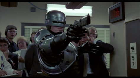 Robocop (1987) de Paul Verhoeven - Édition 2008 - Capture Blu-ray
