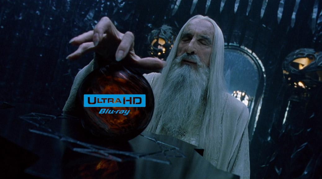 Le Seigneur des anneaux - Blu-ray 4K UHD