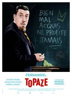 Topaze - Affiche 2016