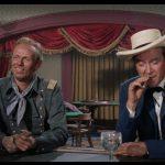 Les Deux cavaliers - Capture Blu-ray