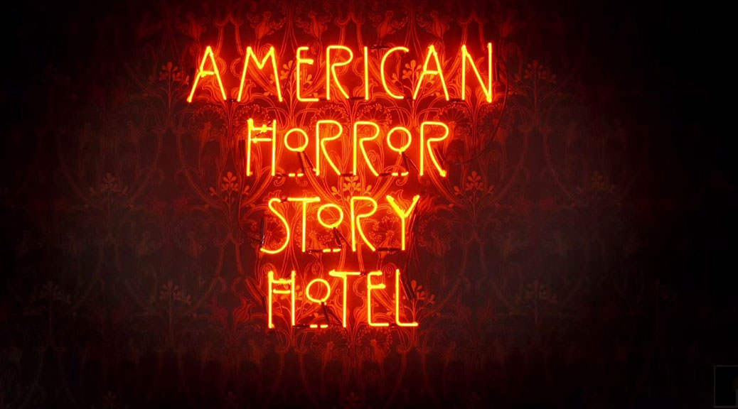 American Horror Story Hotel - Image Une Test BRD