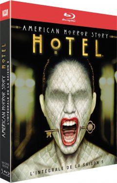 American Horror Story Hotel - Packshot BRD 3D