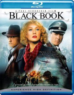 Black Book (2006) de Paul Verhoeven - Packshot Blu-ray US