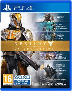 Destiny - La Collection - Packshot PlayStation 4