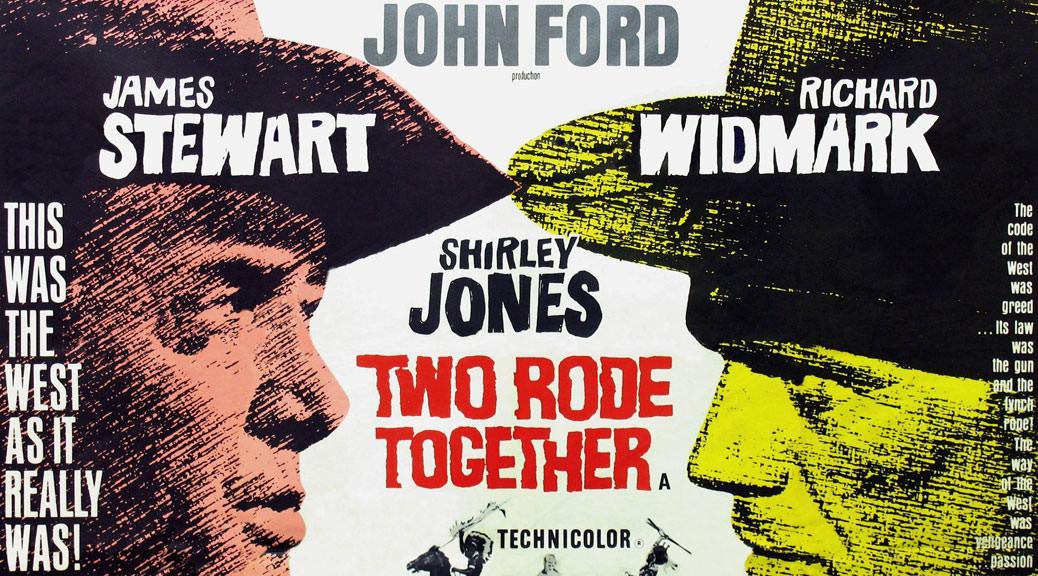 Les Deux cavaliers - Image Une Test Blu-ray
