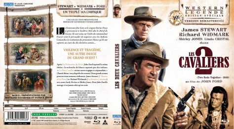 Les Deux cavaliers - Recto Verso Blu-ray