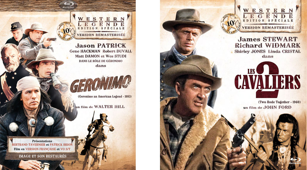 Image Une Geronimo + 2 cavaliers - Jeu concours